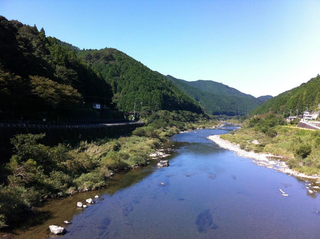 四万十川の自然