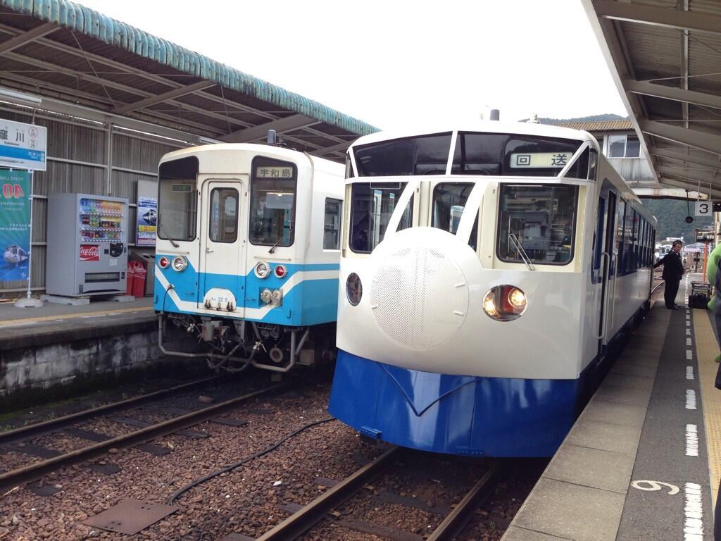 鉄道ホビートレインとキハ形列車