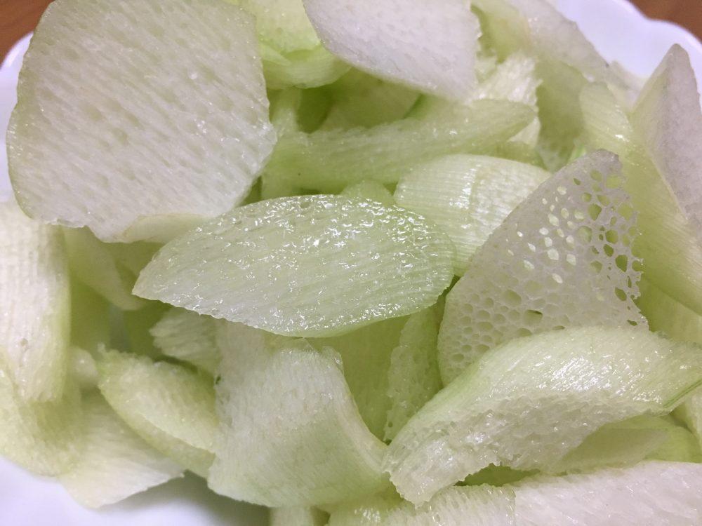 高知の野菜リュウキュウ(ハス芋)の食べ方と定番の酢の物レシピ