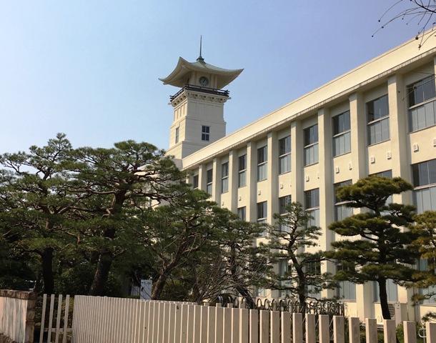 高知県立追手前高校
