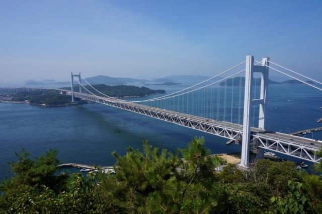 四国瀬戸大橋