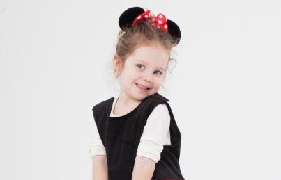 ミッキーマウスの好きな女の子